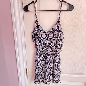 Mystique boutique Romper worn once! Size small! 🔥